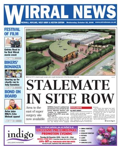 Wirral News - West Wirral Edition by Merseyside Weeklies