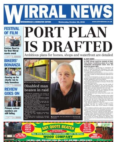 Wirral News Bromborough Bebington Edition By Merseyside Weeklies V1s1ter Issuu