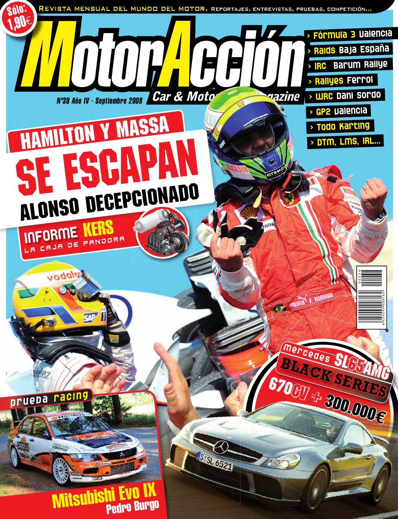 MotorAccion 19 by Motoraccion Revista mensual - issuu