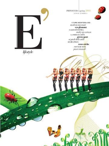 E  lifestyle - anno II numero 7 by Sergio De Luca - issuu 548bbadf35c