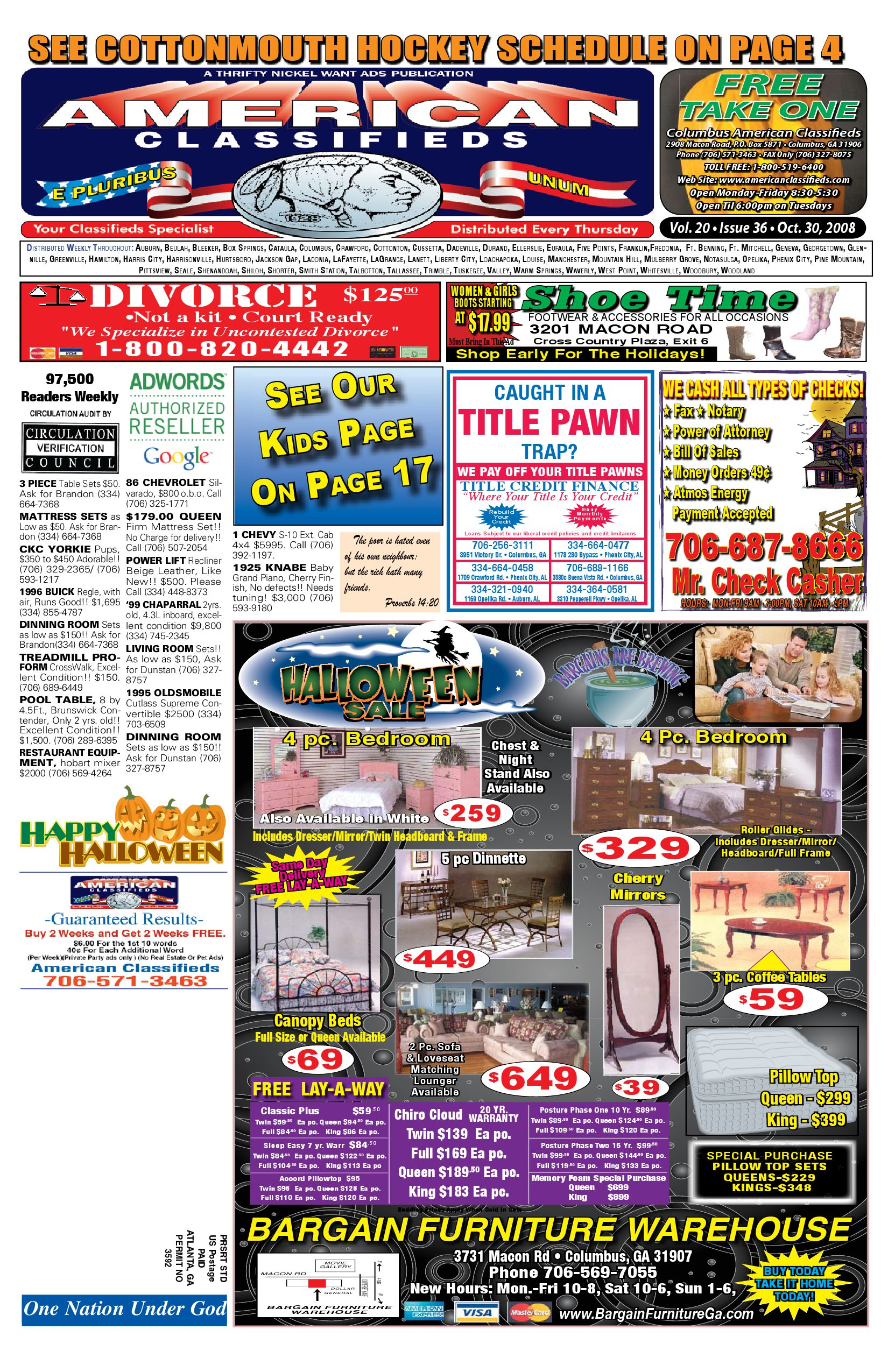 American Classifieds of Columbus GA by Randy Eiland issuu