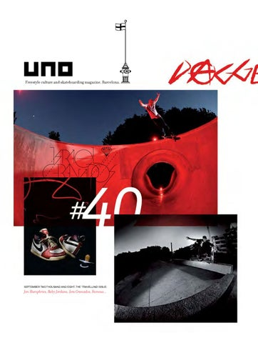 Page 1. UNO.40 - 1. Freestyle culture and skateboarding ... d54ac988ab9