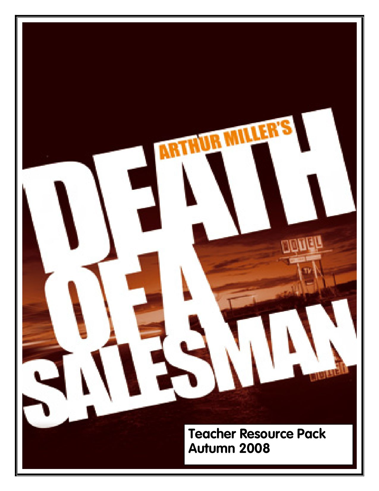 expressionist elements in death of a salesman