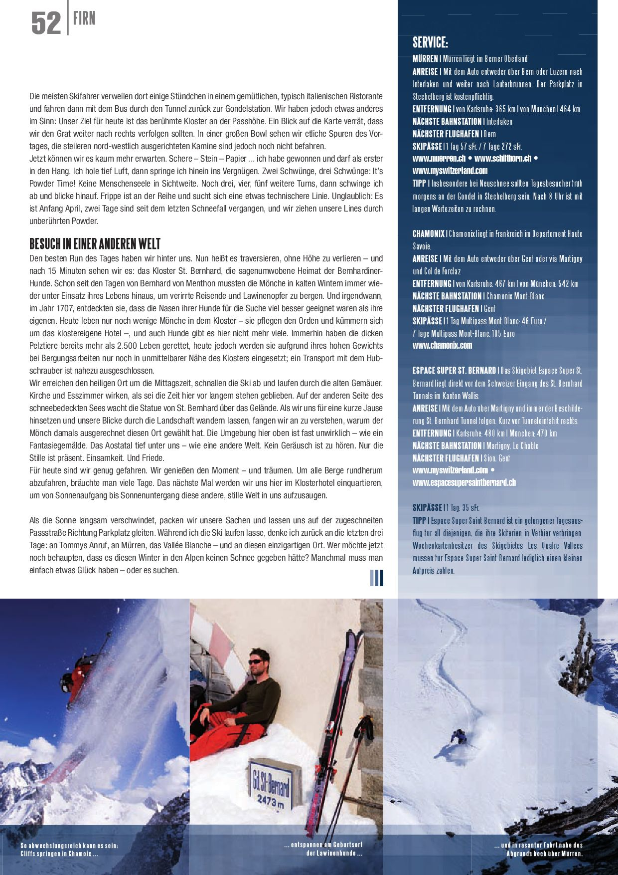 SkiPresse Nr. 10 by die denkbar Wolfgang Greiner issuu