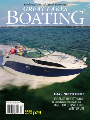 Great Lakes Boating Magazine Nov/Dec 2008 by GL Boating - issuu
