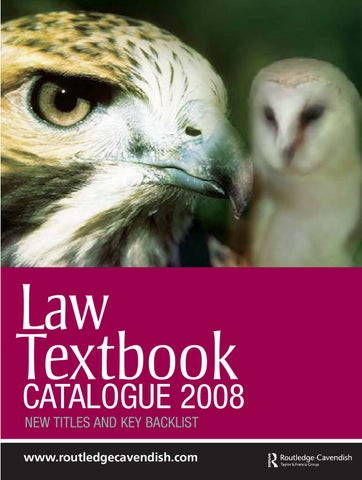 Law textbooks 2008 uk by routledge taylor francis group issuu law textbooks catalogue 2nd corrections 07ec fandeluxe Images