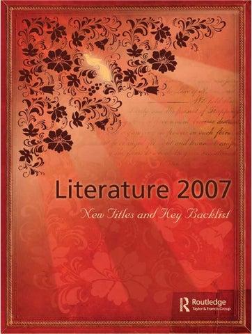 literary studies in action fabb nigel durant alan