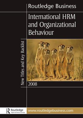 international human resource management essay