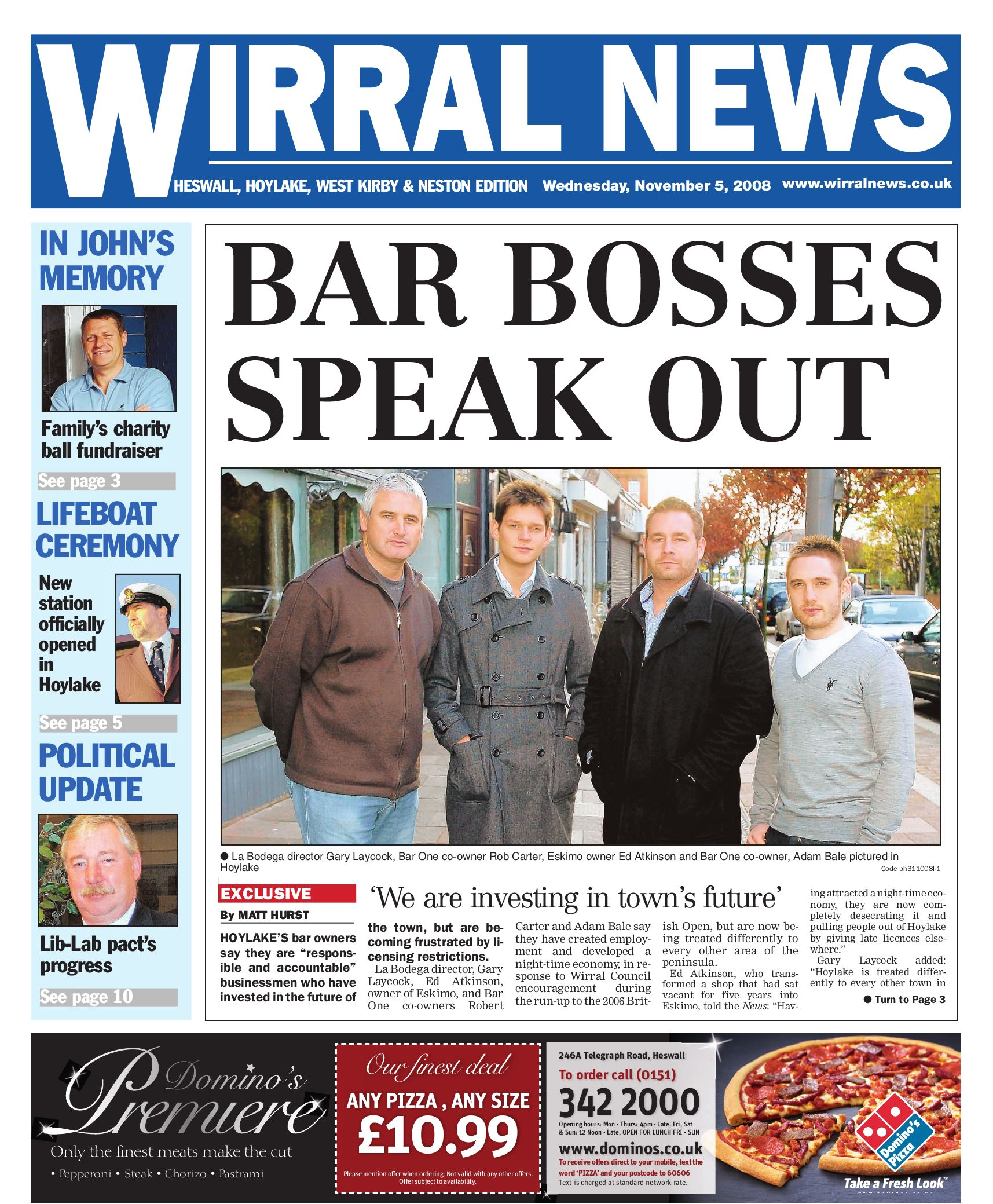 bfe953c94c00d Wirral News - West Wirral Edition by Merseyside.Weeklies v1s1ter - issuu