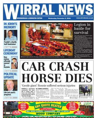 Wirral News - Bromborough   Bebington Edition by Merseyside.Weeklies ... aa42b5657