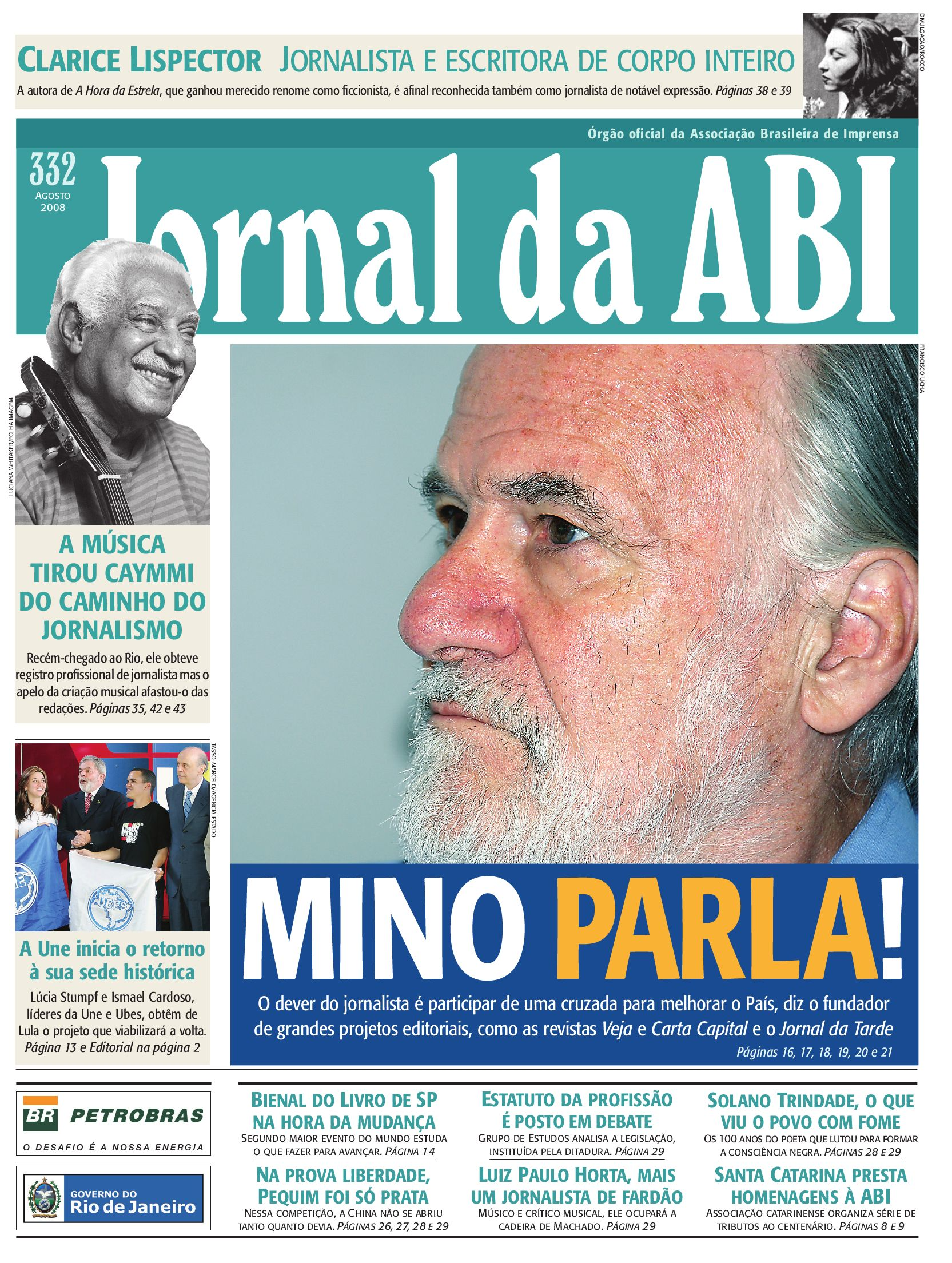 17409f9b03 Jornal da ABI 332 by Francisco Ucha - issuu