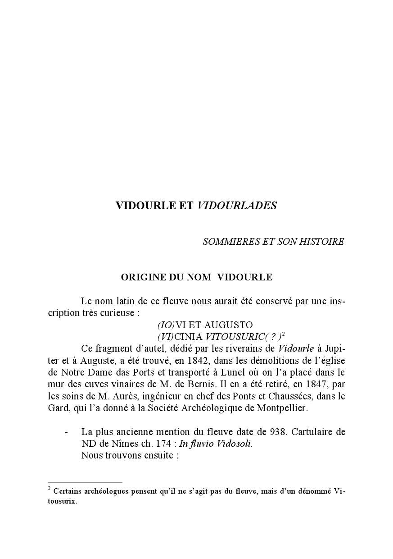 vidourle et vidourlades by furax37 issuu. Black Bedroom Furniture Sets. Home Design Ideas