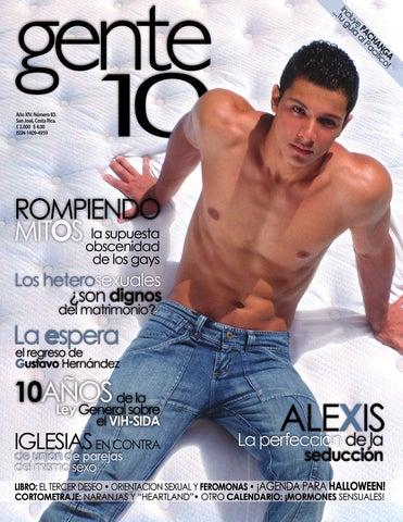 Revistas gays xx