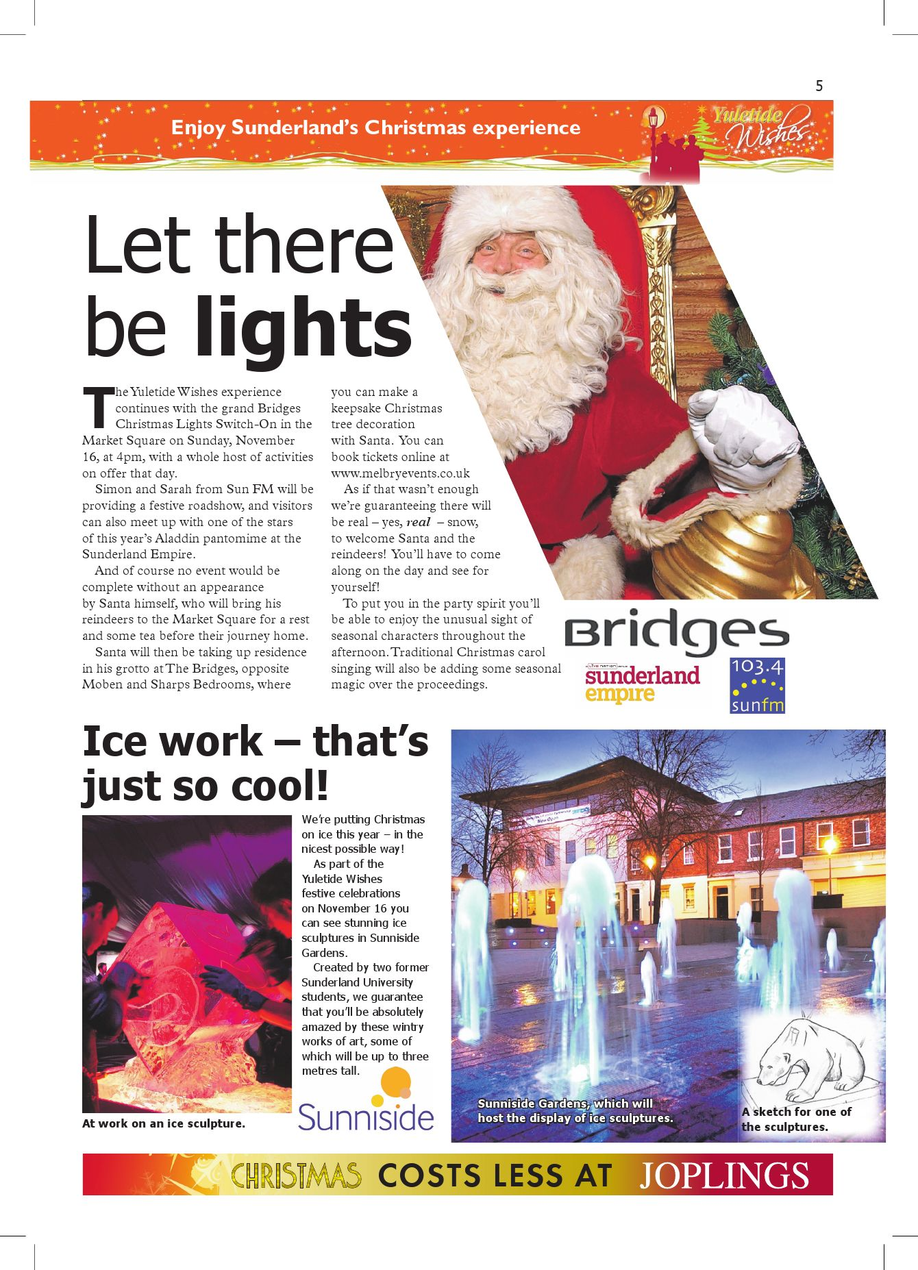 Let there be lights by Lisa Cartwright - issuu