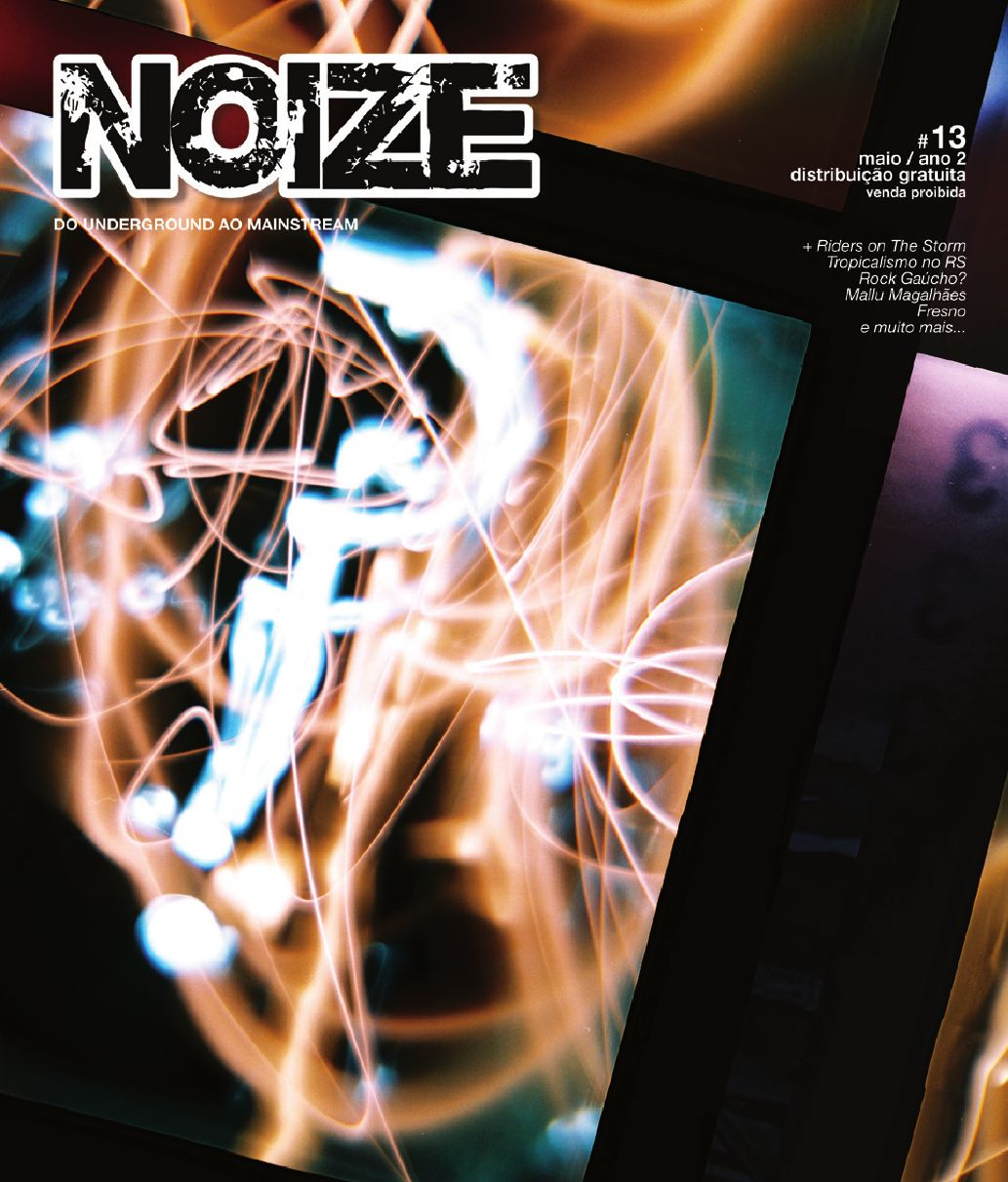 Revista NOIZE  13 - Maio de 2008 by Revista NOIZE - issuu f5fe33ec1f0