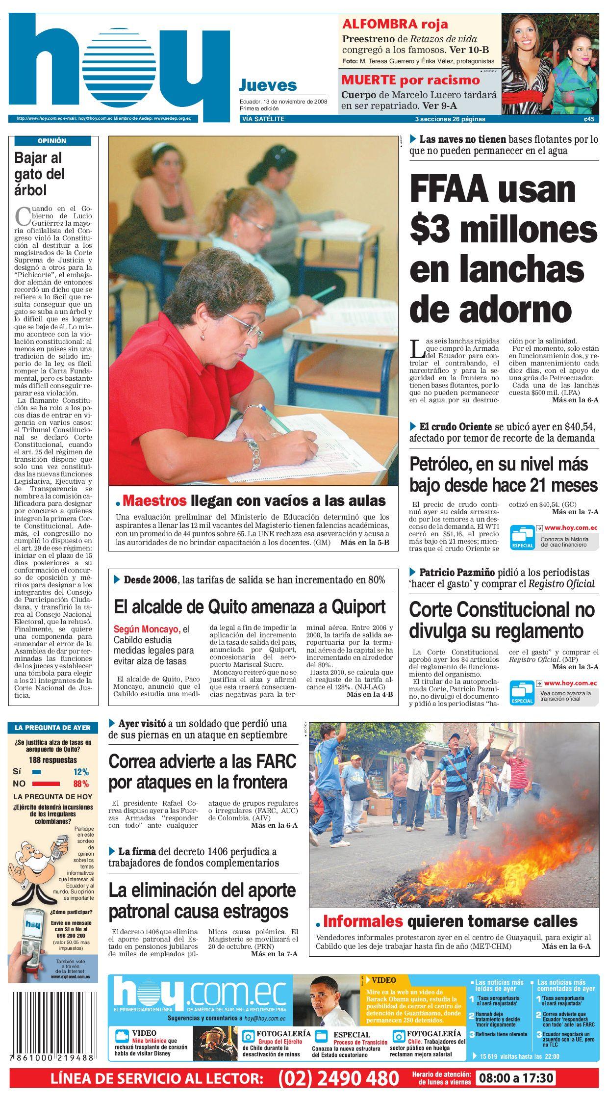 Actriz Porno Daniela Morochola diario hoy jueves 131108hoydigital hoydigital07 - issuu
