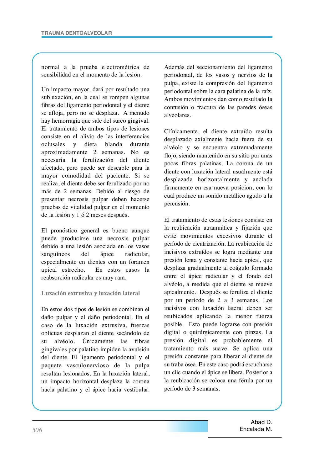 Trauma-2007  Ruben Astudillo, et al  Vol II by Juan Andres