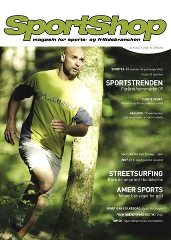6310e736f22 SportShop magasin nr 13 - 3 aug 2008 by Nicolai Jensen - issuu