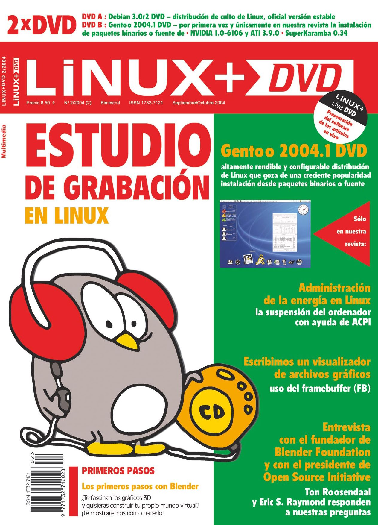 LiNUX+ DVD 2 by linuxes spain - issuu