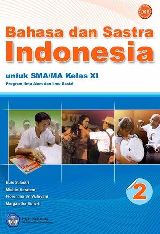 Kelas Xi Bahasa Indonesia By Pt Commeta Niaga Raya Issuu