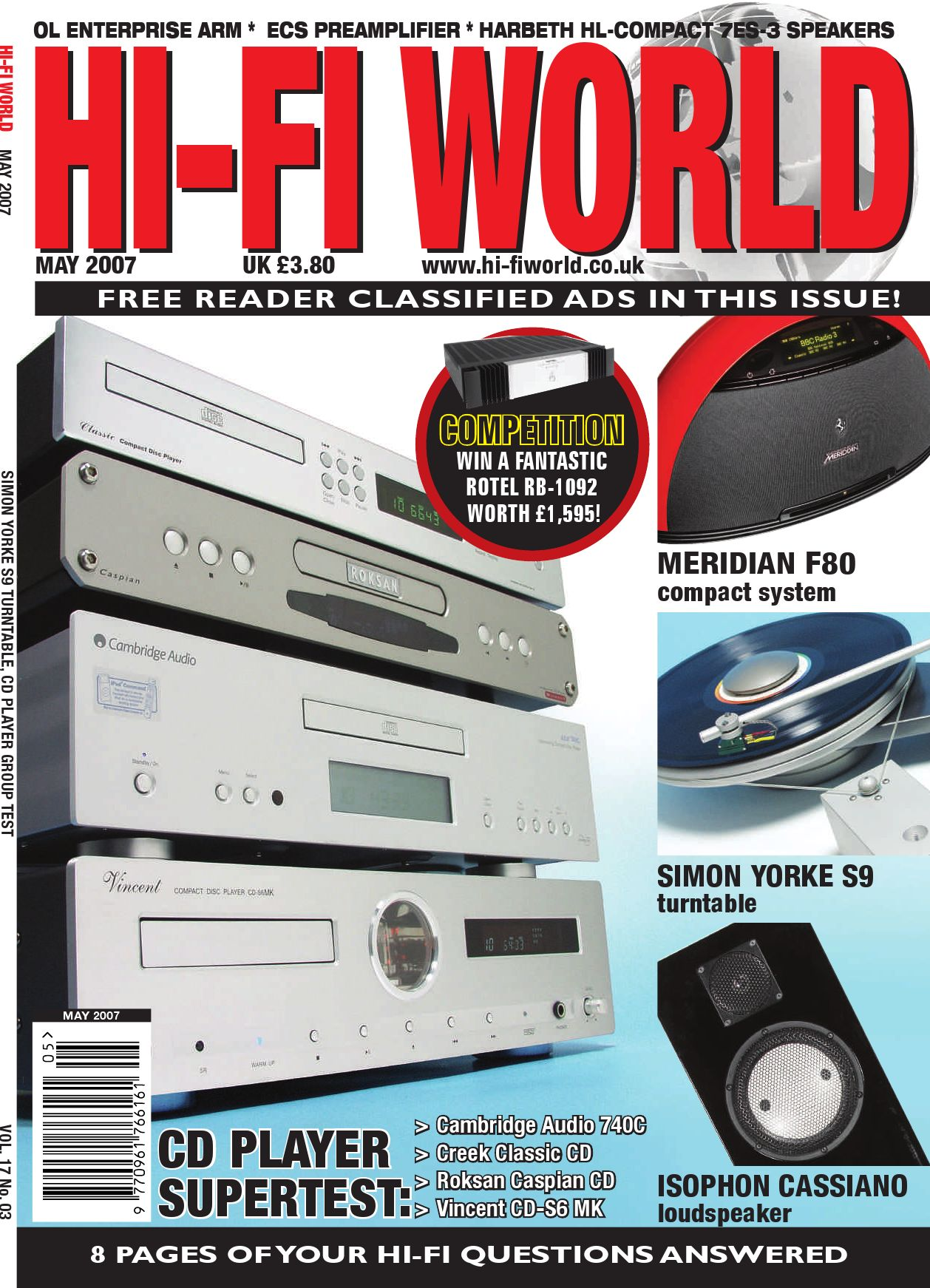hi fi world may by gerry radford issuu