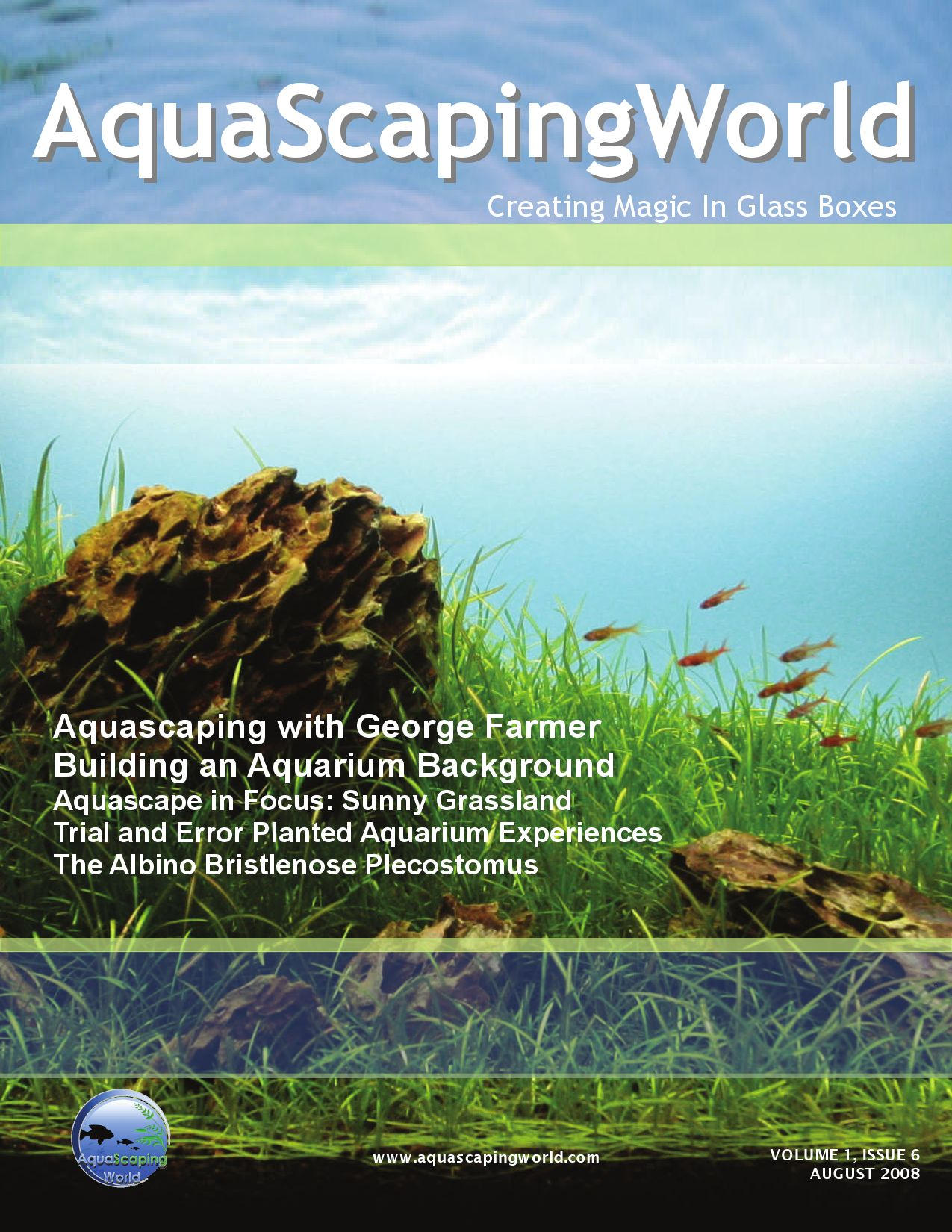 AquaScaping World Magazine August 2008 by John_N - Issuu