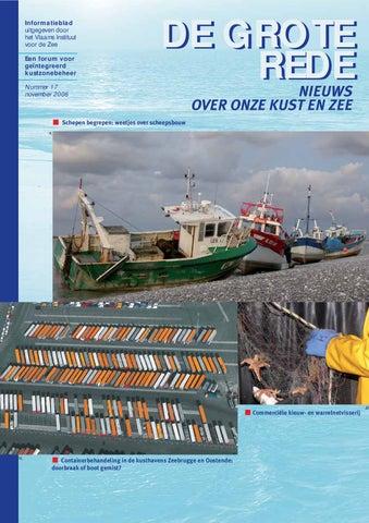 Grote Rede Nr 17 By Flanders Marine Institute Issuu
