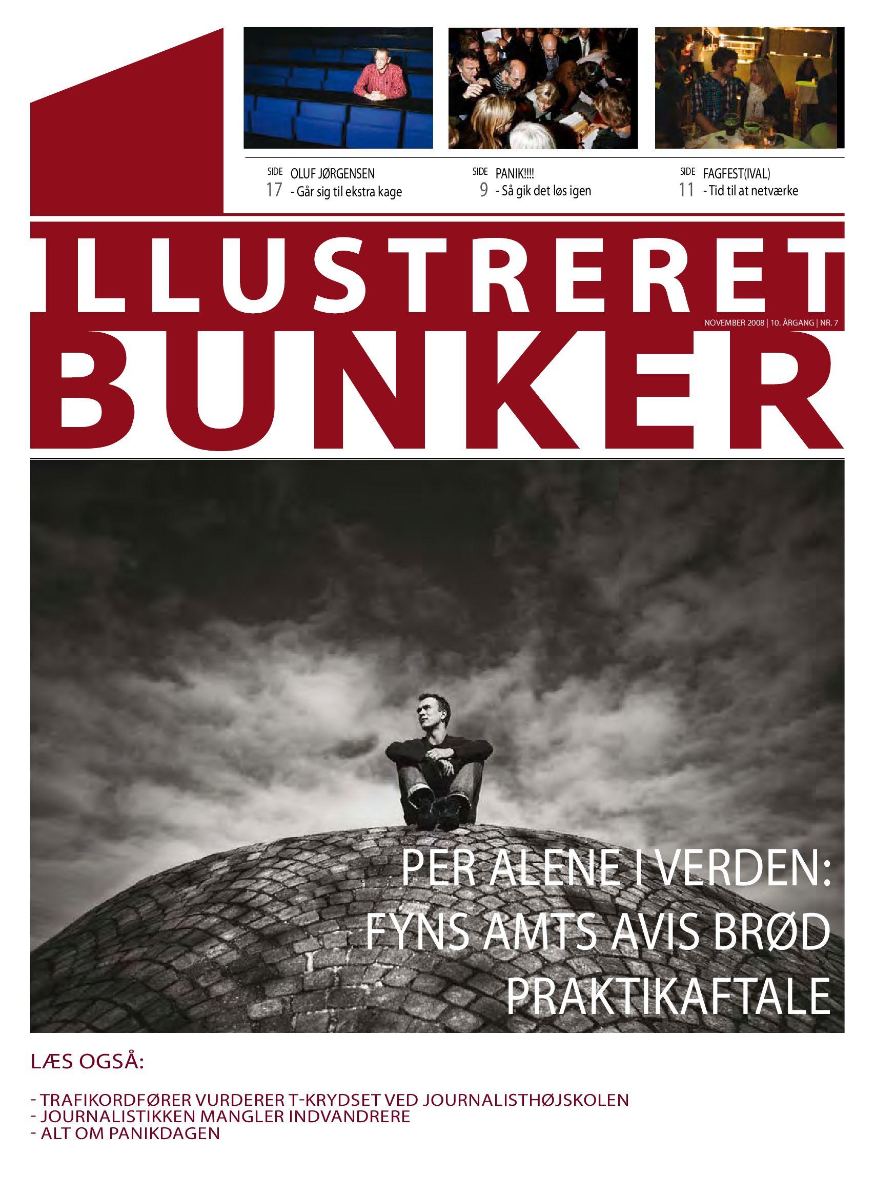 1014b3e51fd Illustreret Bunker - Nov 2008 by Illustreret Bunker - issuu