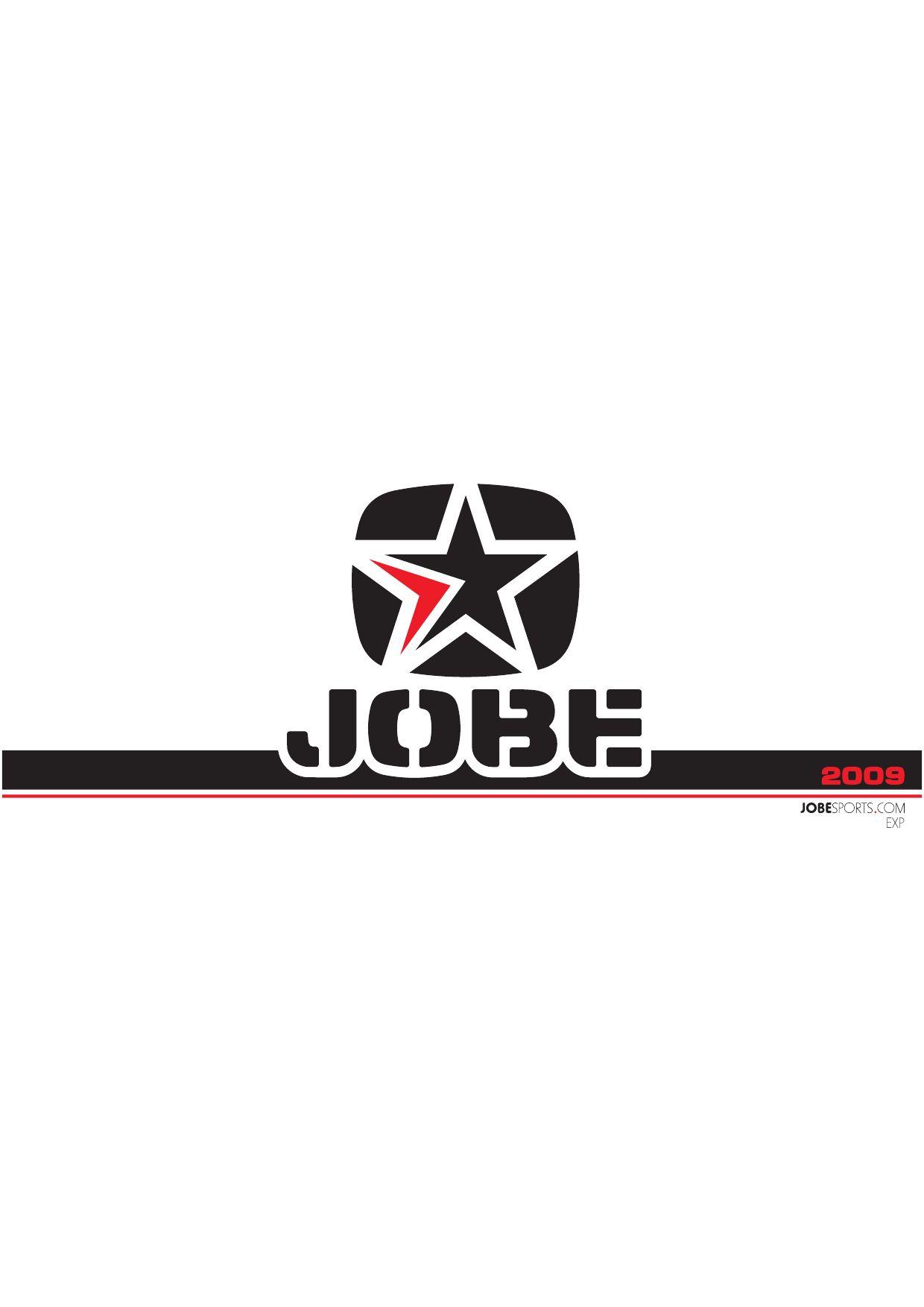 JOBE PADDED Wakeskate Bag 2012