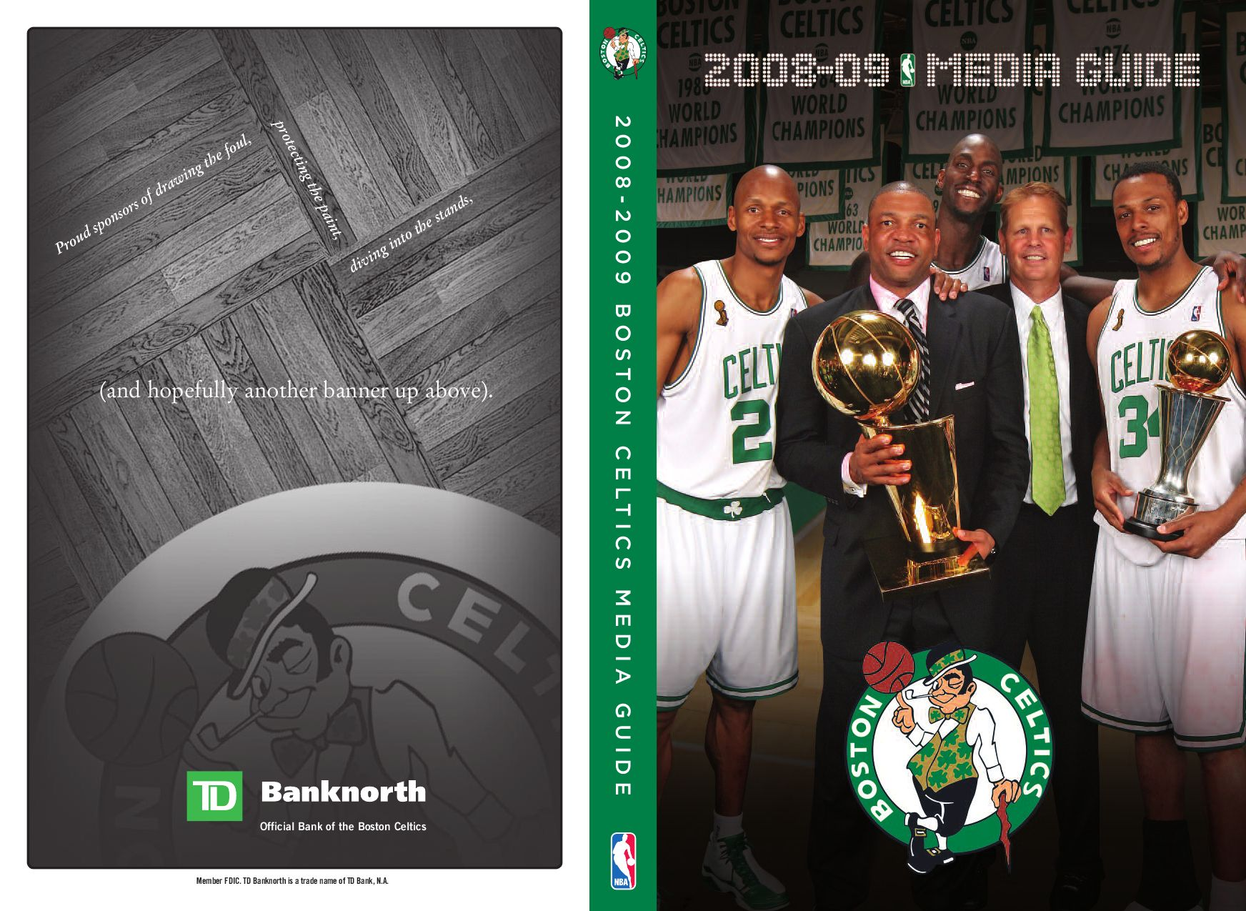 a5d5e5f804b Celtics Media Guide 0809 by crisvale tirodetres - issuu
