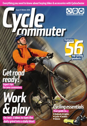 ca0f7c51a49 Cyclescheme Cycle Commuter  1 by Cyclescheme - issuu