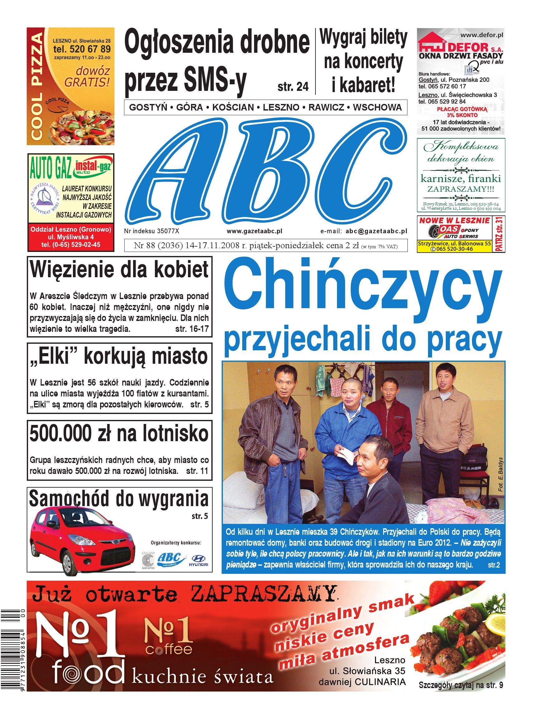 Abc Lstopad 2 By Sekretarz Redakcji Issuu