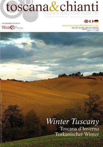 Toscana & Chianti News - December 2008 by Tuscany - issuu