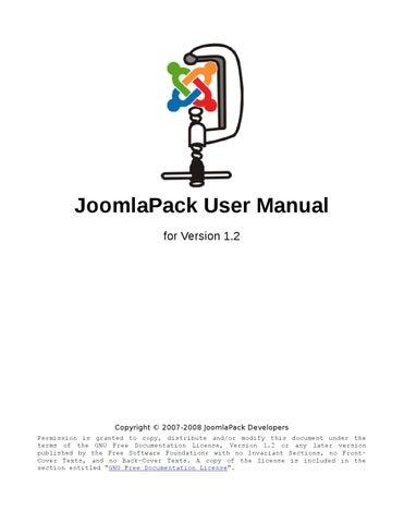 Joomla! E-commerce with virtuemart pdf free download.