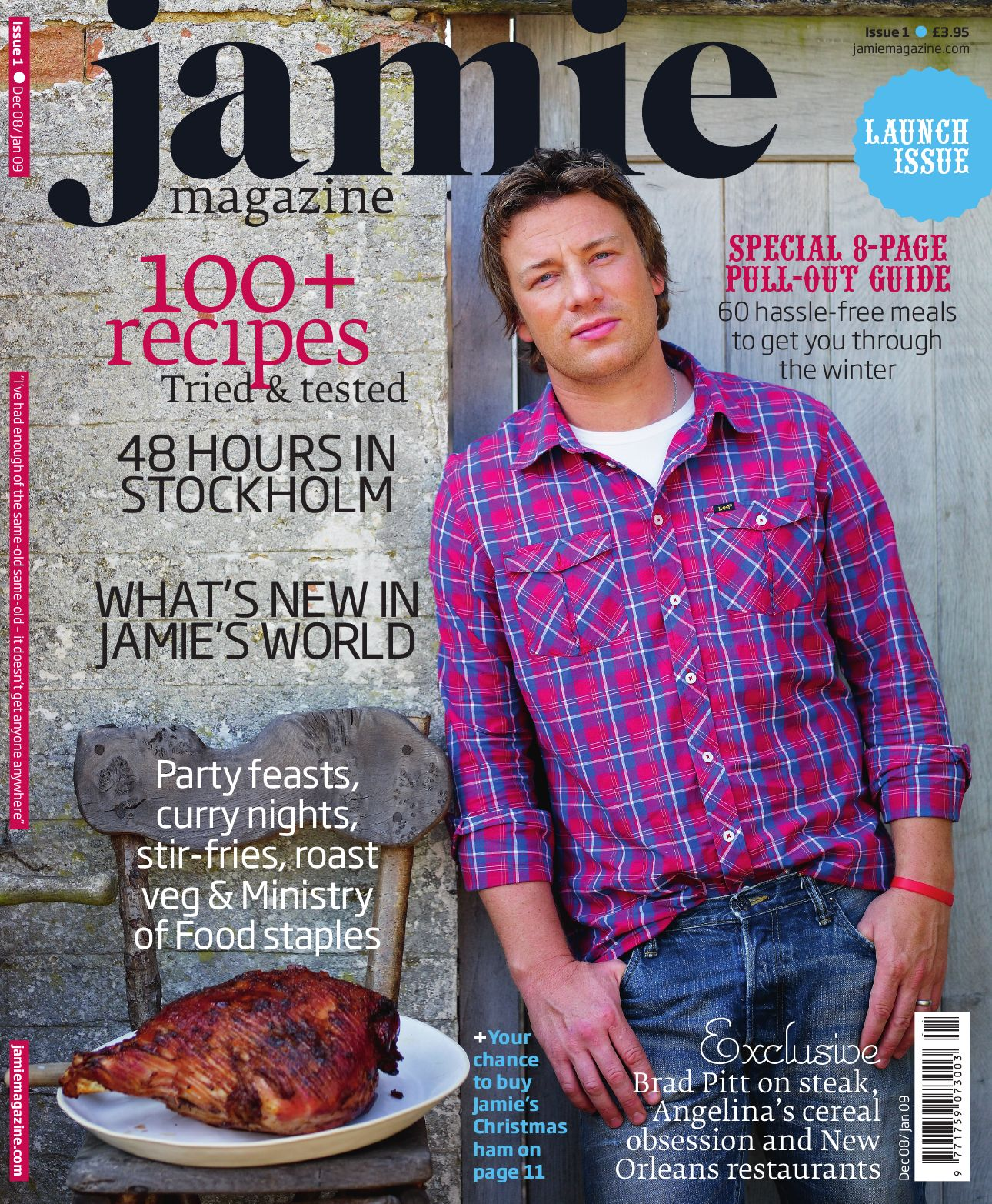jamie magazine by jamie oliver ltd issuu. Black Bedroom Furniture Sets. Home Design Ideas