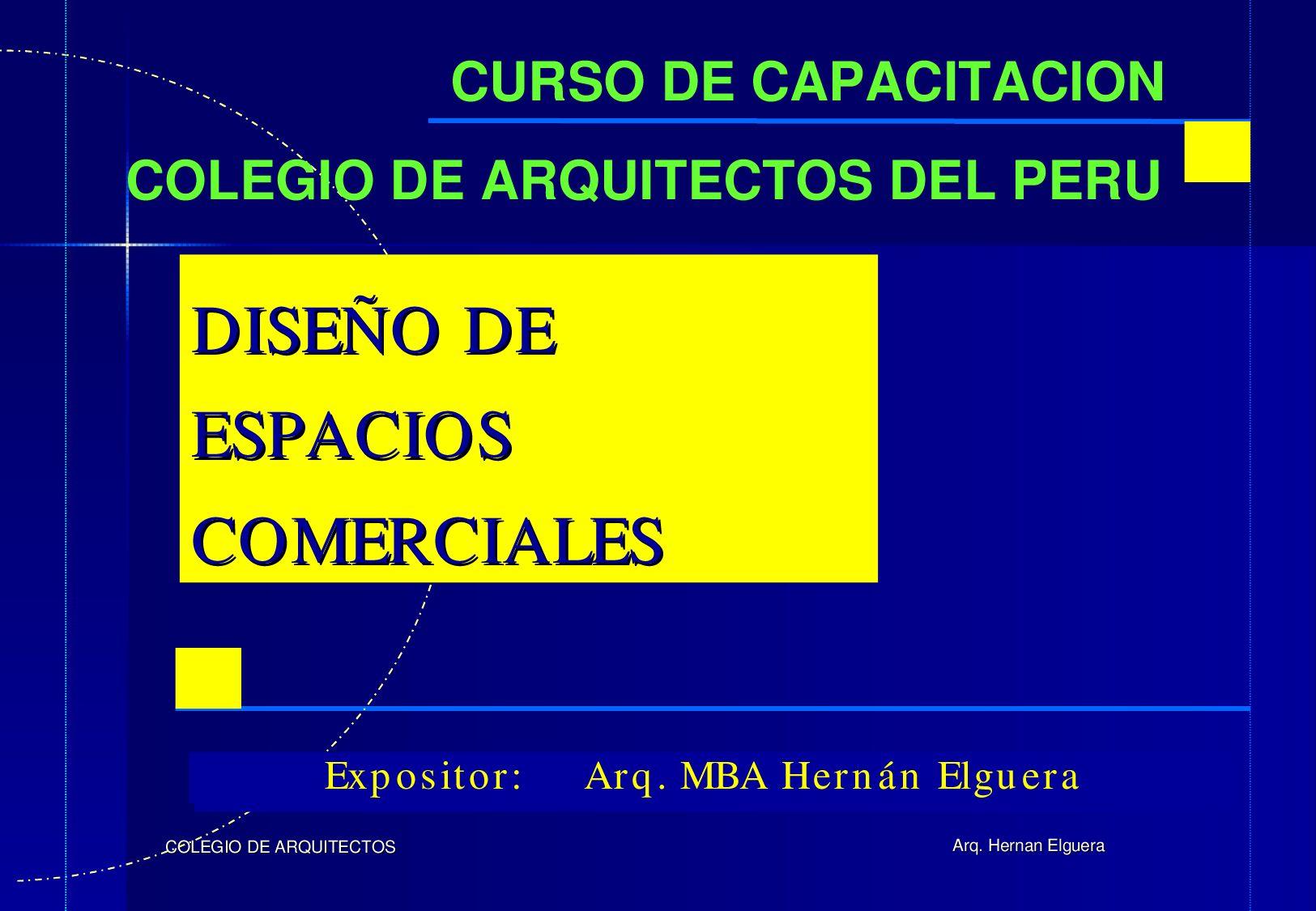 Dise o de espacios comerciales 08 by gonzalo chong issuu - Diseno espacios comerciales ...