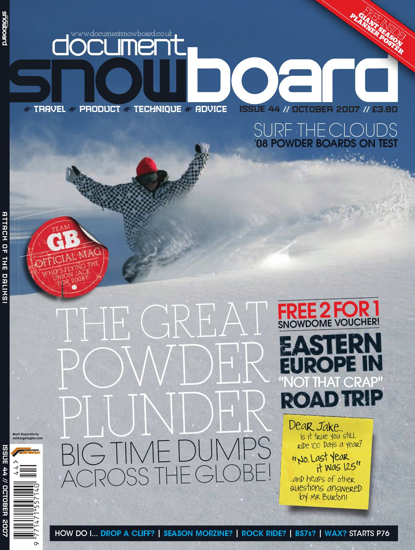 Document Snowboard 44 By Andy Cremin