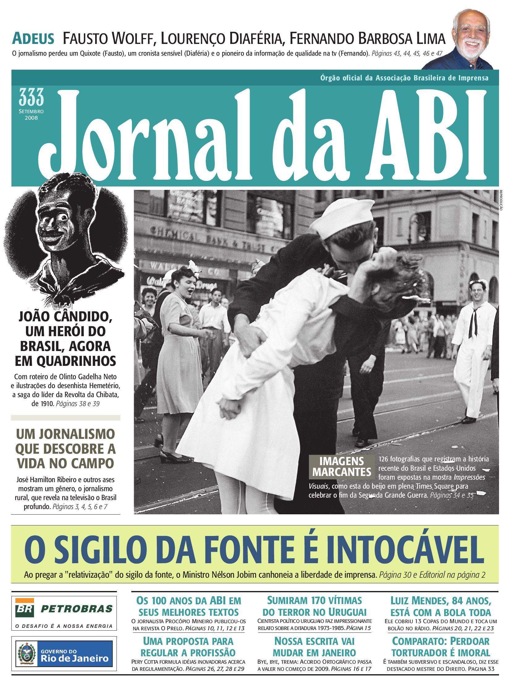 5ddef2d8d2 Jornal da ABI 333 by Francisco Ucha - issuu