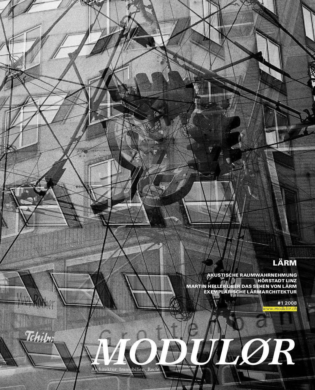 MODULØR #1 2008 by Boll Verlag - issuu