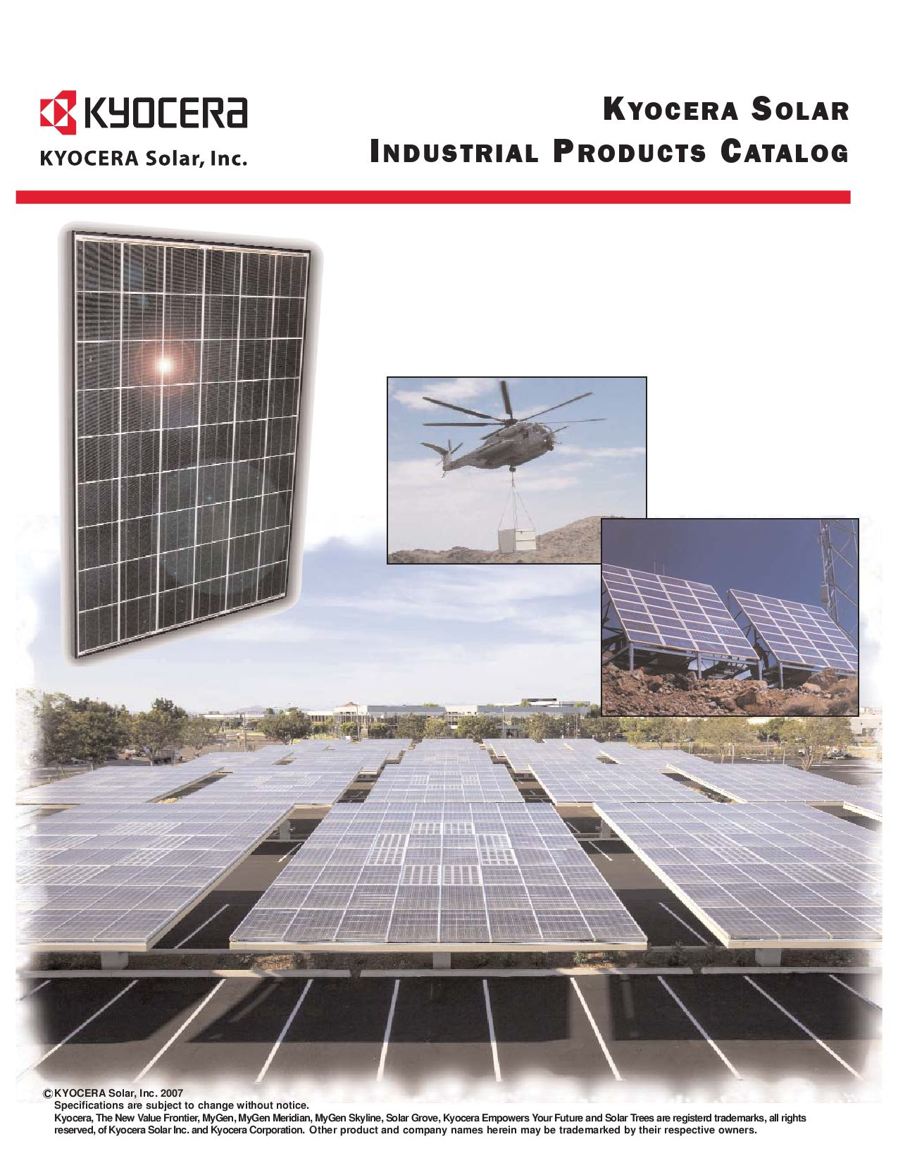 Kyocera Solar Product Catalog By Torry Armor Issuu Diagram As Well Hybrid Power System In Addition Grid Tie