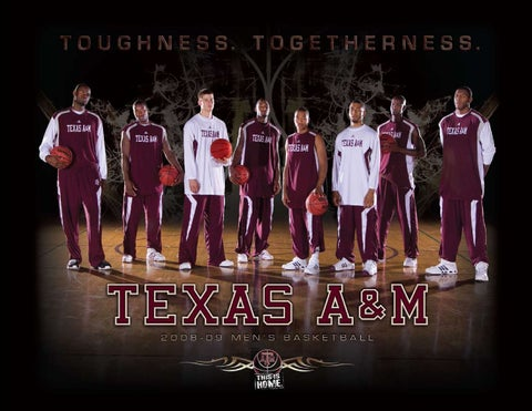 c562a7b532 2008-09_Texas A&M_Men's Basketball Yearbook by Texas A&M - issuu