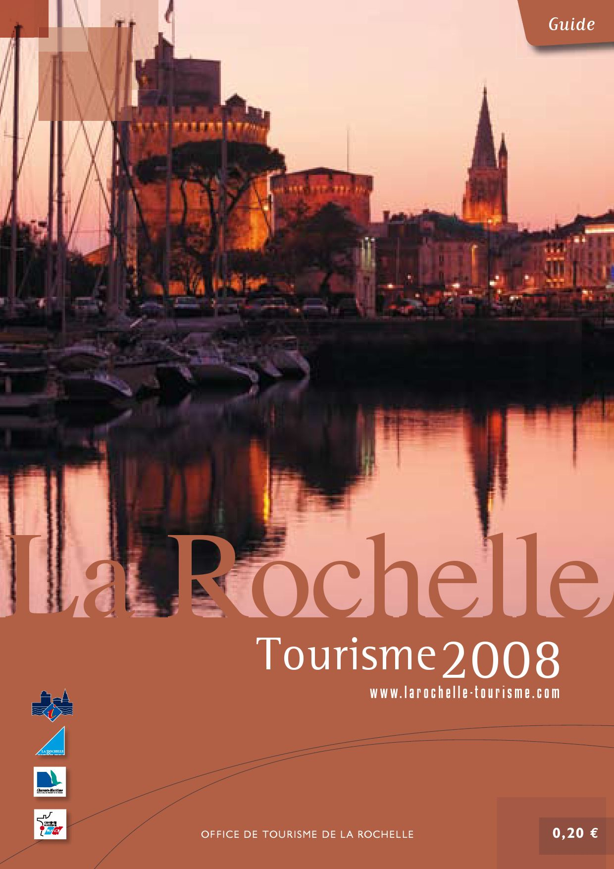 Le guide la rochelle 2008 by office de tourisme la rochelle issuu - La rochelle office du tourisme ...