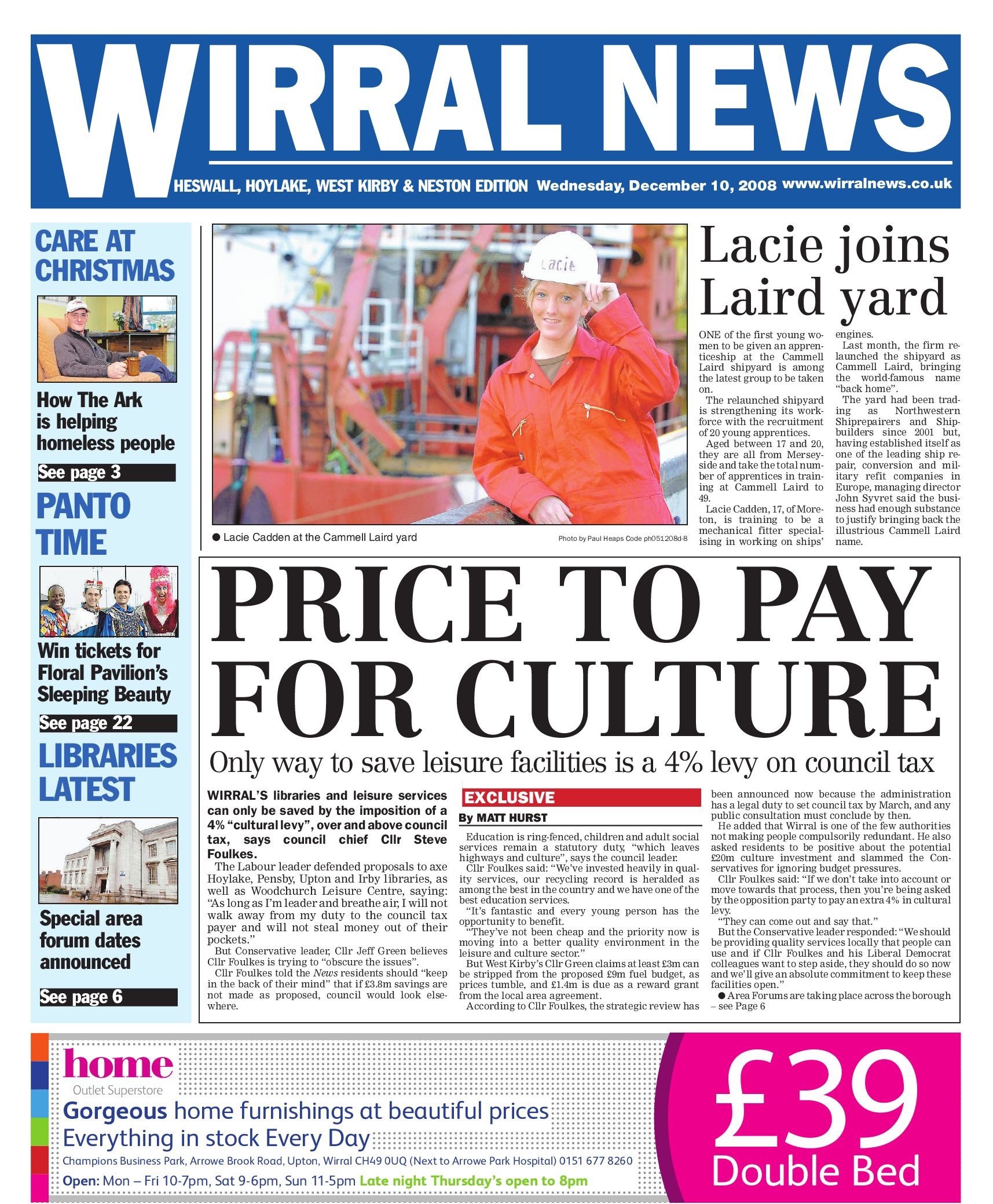 Wirral News - West Wirral Edition by Merseyside.Weeklies v1s1ter ...