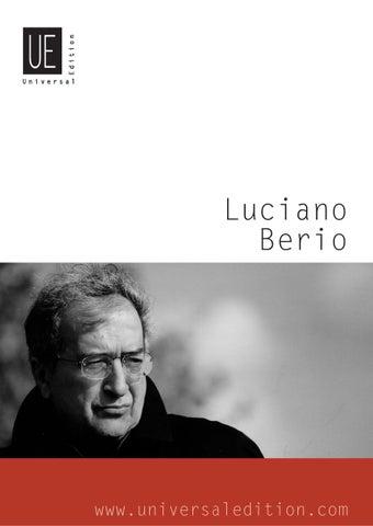 Berio Sequenza Flute Epub Download