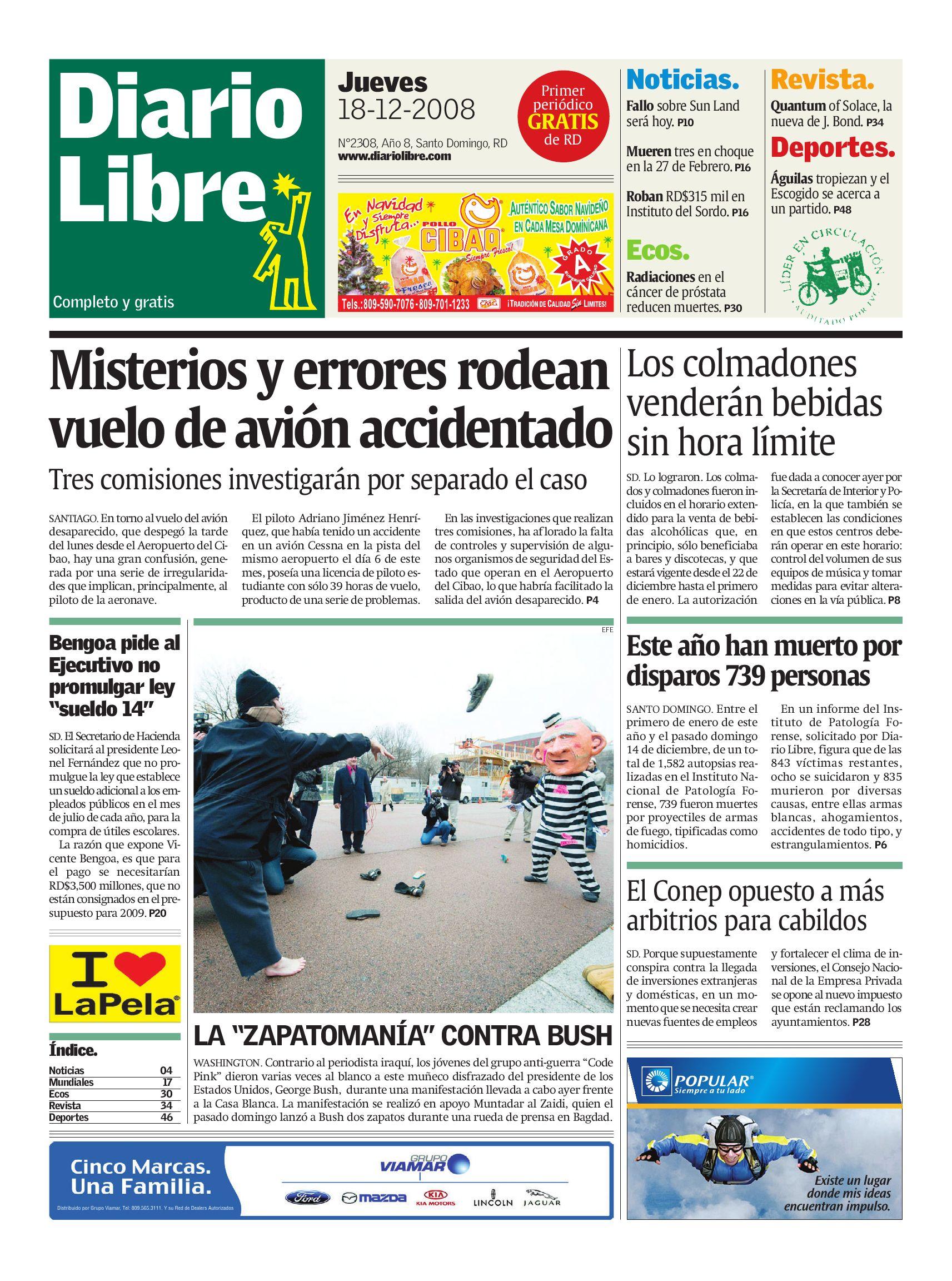 diariolibre2308 by Grupo Diario Libre, S. A. - issuu