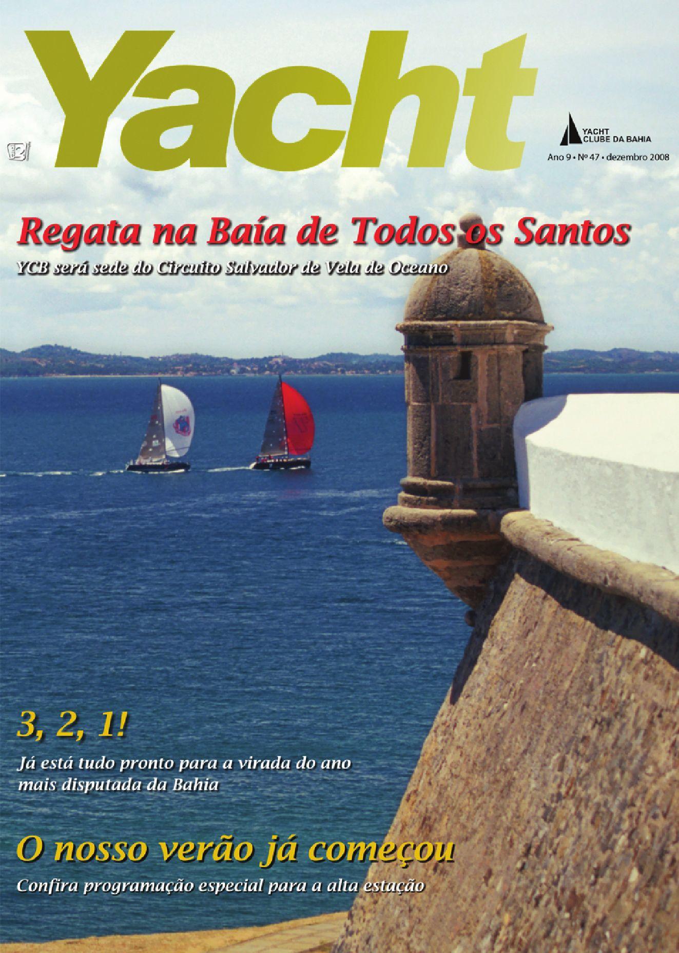 Revista Yacht 47 by Canal 2 Comunicação - issuu ada51a0fd71