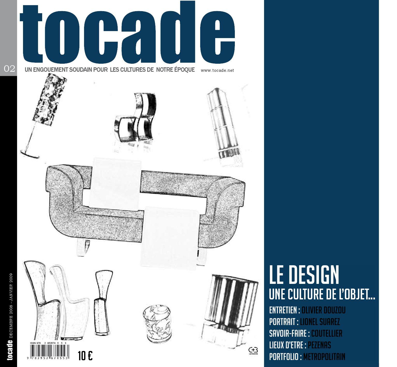 Tocade N°02 by SICHI Stéphane issuu