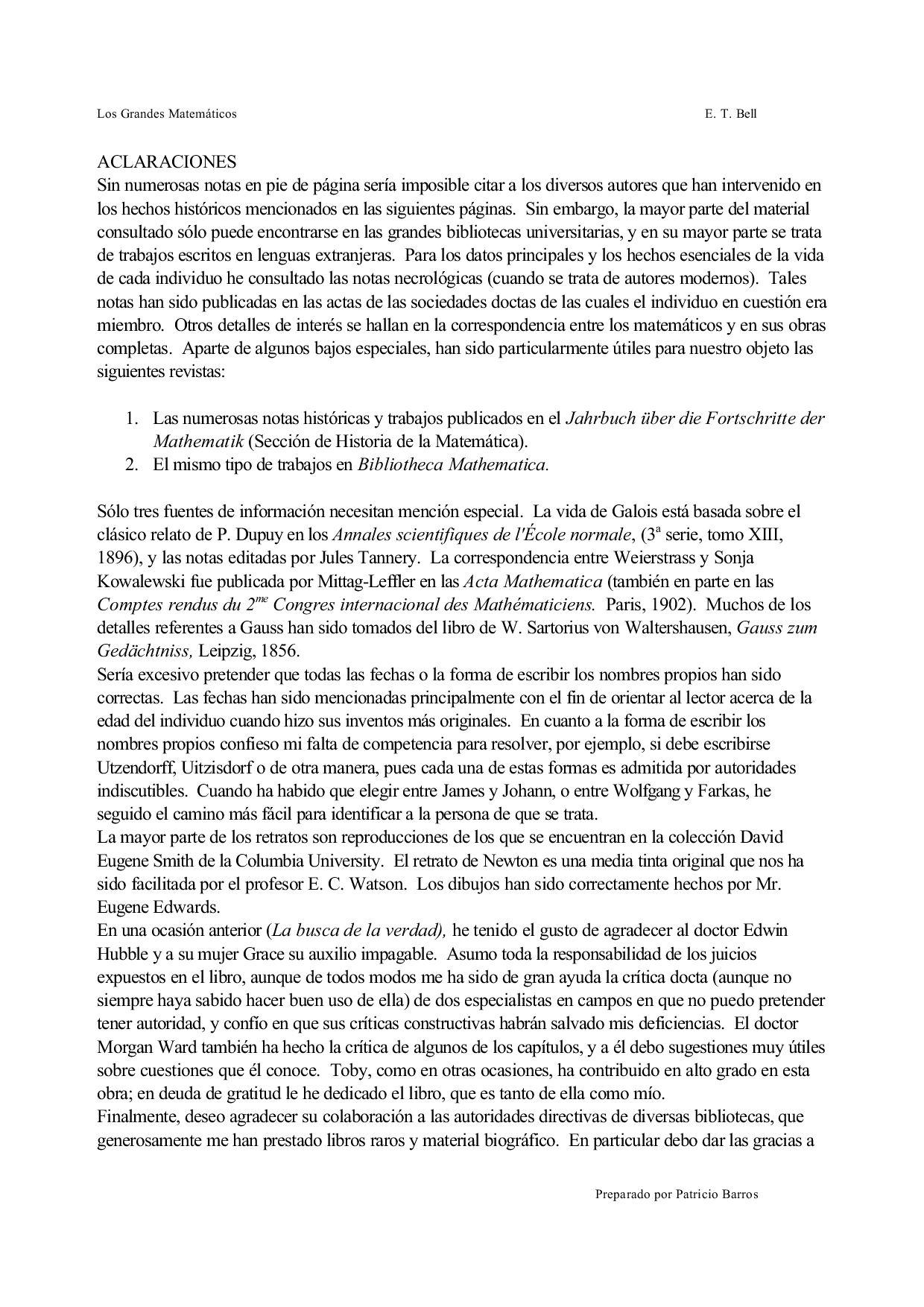 los_grandes_matematicos by Isabel Gómez - issuu