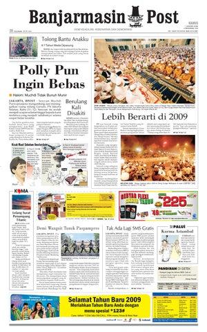 Banjarmasin Post - 1 Januari 2009 by Banjarmasin Post - issuu b9d74b5ec2