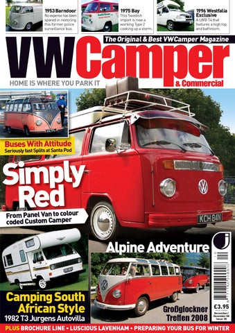 123602d642 Volkswagen Camper and Commercial by David Gamble - issuu